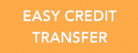 transfer credit button