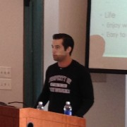 Anthony Ventura '11, CEO & Owner, Beyond the Edge Hockey Development
