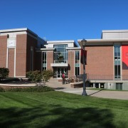 Lake Forest College library