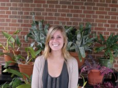 Allison Hamel '12 is a senior from Bend, Oregon and is majoring in biology and sociology/anthropology.