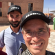 Professor Jason Cody had an opportunity in Africa that was picked up by the national Fulbright program and shared on Twitter.