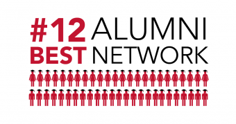 #12 best alumni network