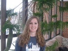Samantha Zender '14 is from Fishers, Indiana. She is a biology major and sociology and anthropology minor. Along with bein...