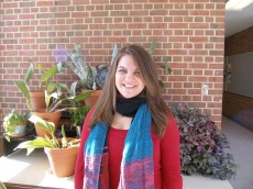 Vicki Gerentes '14 is a freshman from Northbrook, Illinois. She is an english major.