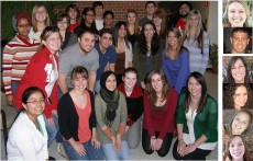 The 2010-2011 Eukaryon Editoral board of 31 students represented biology, chemistry, psychology, English, neuroscience, an...