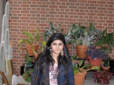 Rida Khan '14 is a Gilberts, Illinois native. She is a sophomore biology and chemistry major.