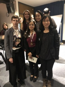 Chinese Speech Contest Winners