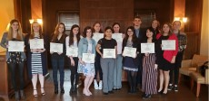 2019 Phi Sigma Inductees