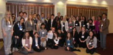 Over forty-five neuroscience, biology and psychology students, including fifteen first-year students, attended the Chicago...