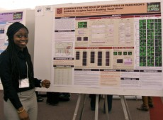 Wase Tembo '15 won the Third Prize at the 2014 Chicago Society for Neuroscience yesterday held at Northwestern Memorial Ho...