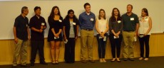 2016 marks the ninth straight year Lake Forest College science majors were honored at the podium at the Midwest's premie...