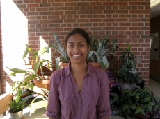 Madhavi Senagolage '12 is a junior majoring in biology with minors in chemistry and neuroscience. She is role-playing Dr. ...
