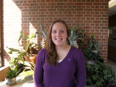 Mira Trebilcock '12 is a junior majoring in psychology with a minor in neuroscience. She is role-playing Dr. Ursula B...