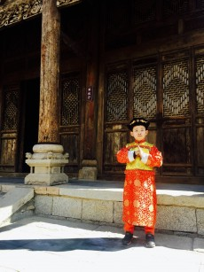 Trips to Cuandixia and Gubei Town