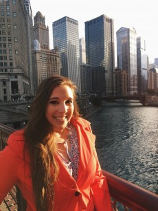 ACTIVATE - Zoe Johnson takes Chicago