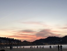 Shores of San Sebastian