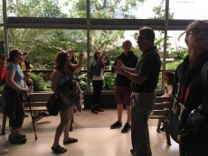 David Becker of the Brookfield Zoo, Senior Manager of Learning Experiences at the Chicago Zoological Society, discusses am...