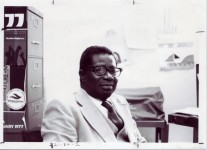 Professor Mojekwu of the Department of Politics