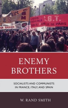 """Enemy Brothers"" by Rand Smith is published by Rowman & Littlefield Publishing Group, Inc."