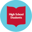High School Students Icon