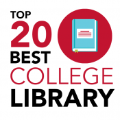 top 20 college libraries