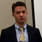 Tyler Armentrout '18 competed in the national elevator pitch competition at the 2015 College Entrepreneurs Organization.