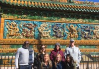 "AMER 200/480 students explore the ""American Home"" in Chinatown"