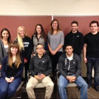Darlene Jaffke's Entrepreneurial Marketing class have spent the semester working with local small business owners to rec...