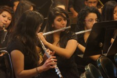 Das said the concert was a valuable experience for his students in many ways. For one, it allowed them to perform at a col...