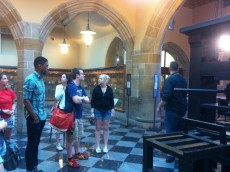 They also had the chance to explore Deering Library at Northwestern University en route to accessing the federal depositor...