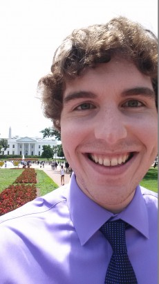 Treston Chandler '16 is a 2015 Summer Fellow for the National Council on U.S.-Arab Relations in Washington, DC.