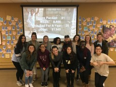 Panhellenic at FMSC