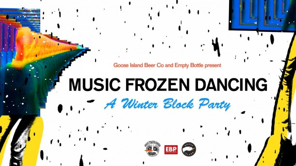 Music Frozen Dancing- A Winter Block Party
