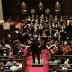 The December concert is traditionally performed at First Presbyterian Church of Lake Forest.