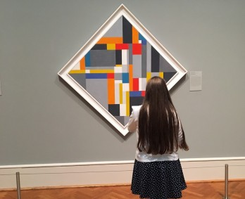 A trip to the Art Institute of Chicago inspires new directions in our writing.